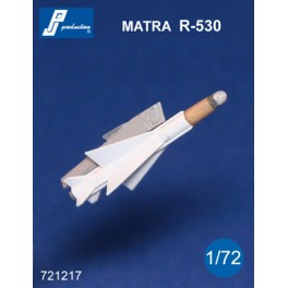 MATRA R-530 missile + pylon (dtbu with Mirage IIIE, Jaguar)