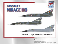 High Planes Dassault Mirage IIIO RAAF 3 & 77 SQN Recce Kit 1:72