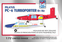 High Planes Pilatus PC-6 B-1 H-2 Turbo Porter