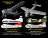 OzMods Scale Models 1/144 Bristol Freighter Mk31 Military Kit 1:144 (OZK14419)
