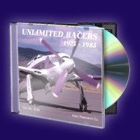 Aero Research Photo CD Unlimited Racers 1975-1985 (AR3006)