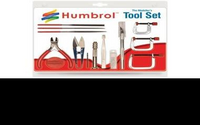 Humbrol Modellers Medium Tool Set