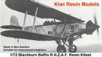 Kiwi Resins Blackburn Baffin kit 1/72 (KWR072002)