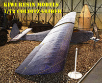 Kiwi Resins Colditz Glider kit 1/72 (KWR072003)