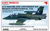 "Kiwi Resins Macchi 339C conversion ""Draken Int, USA"" conversion 1/72"