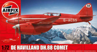 Airfix A01013B de Havilland DH.88 Comet Racer Red 1:72 Scale Model Kit