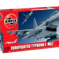 Airfix A04036 Eurofighter Typhoon 1:72 Scale Model Kit