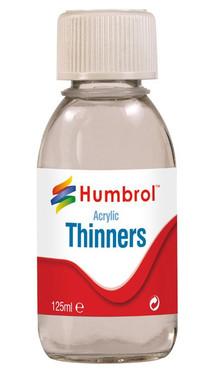 HUMBROL ACRYLIC THINNERS 125ML (AC7433