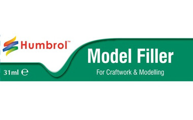 HUMBROL Model Filler 31ML (AE3016)