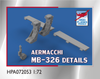 High Planes Aermacchi MB-326 Details (Accessories 1:72) (HPA072053)