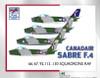 High Planes Canadair Sabre F.4