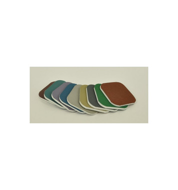 Micro-mesh Polishing Padset 2x2 - 9 assort grits (BAR-POL-PADSET)