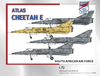 High Planes ATLAS Cheetah E Kit 1:72 ( HPK072113)