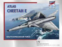 High Planes ATLAS Cheetah E SAAF Kit 1:72