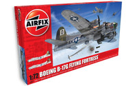 Airfix Boeing B-17G Flying Fortress 1:72 Scale Model Kit (A08017)