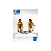 PJ Productions US Navy Pilots (50s) Figures 1:72 (PJP721139)