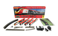 Hornby Virgin Trains Pendolino Train Set 00 (R1155)
