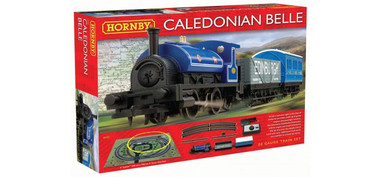 Hornby Caledonian Belle Train Set 00 Scale (R1151)