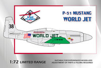 High Planes Racer P-51 World Jet