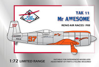 High Planes Racer Yak-11 Mr Awesome