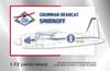 "High Planes Grumman Bearcat Racer ""Smirnoff"""
