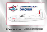 "High Planes Grumman Bearcat Racer ""Conquest 1"""