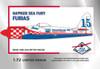 """High Planes Hawker Sea Fury Racer """"Furias"""" Reno 2000"""