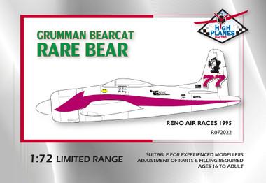 High Planes Bearcat Rare Bear Reno Racer