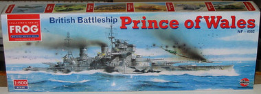 Frog HMS Prince of Wales Kit 1:600