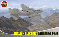 Airfix English Electric Canberra PR.9 1:48 Scale Model Kit A10103