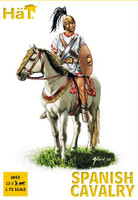 HaT 8055 Punic War Spanish Cavalry Figures 1:72 Scale