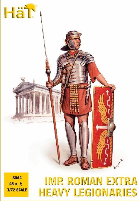 Hat Figures HAT8082 Imperial Roman Legionaires