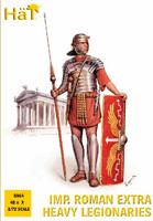 HaT 8064 Imperial Roman Extra Heavy Legionaries  Figures 1:72 Scale (HAT08064)