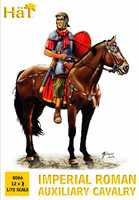 HaT 8066 Roman Auxiliary Cavalry  Figures 1:72 Scale