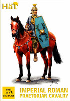HaT 8067 Roman Praetorian Cavalry Figures 1:72 Scale