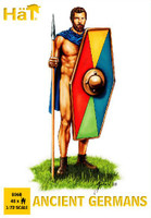 HaT 8068 Ancient German Warriors  Figures 1:72 Scale (HAT08068)