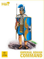 HaT 8075 Imperial Roman command  Figures 1:72 Scale