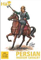 HaT 8076 Persian Medium Cavalry Figures 1:72 Scale