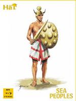 HaT 8078 Sea Peoples (Biblicals) Figures 1:72 Scale