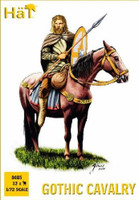 HaT 8085 Gothic Cavalry (Late Roman)  Figures 1:72 Scale