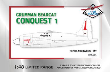 High Planes Racer Bearcat Conquest 1