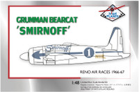 High Planes Racers Reno Bearcat Smirnoff