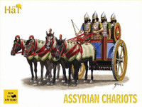 HaT 8124 Assyrian Chariot  Figures 1:72 Scale