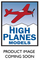 High Planes Consolidated B24 Liberator engines x 4 for Academy kit Accessories 1:72