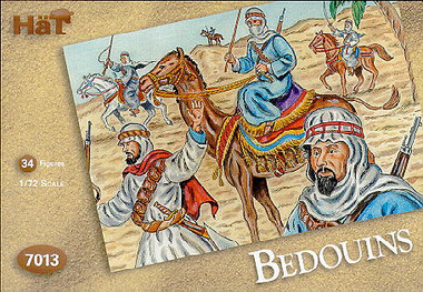 HaT 7013 Bedouins Figures 1:72 Scale (HAT07013)