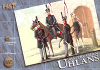 HaT 8005 Napoleonic Prussian Uhlans  Figures 1:72 Scale