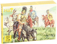 HaT 8021 Republican Roman Cavalry  Figures 1:72 Scale