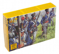 HaT 8025 Waterloo Dutch Infantry  Figures 1:72 Scale