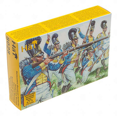 HaT 8028 Napoleonic Bavarian Infantry  Figures 1:72 Scale