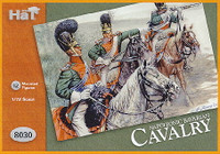 HaT 8030 Napoleonic Bavarian Cavalry  Figures 1:72 Scale (HAT08030)